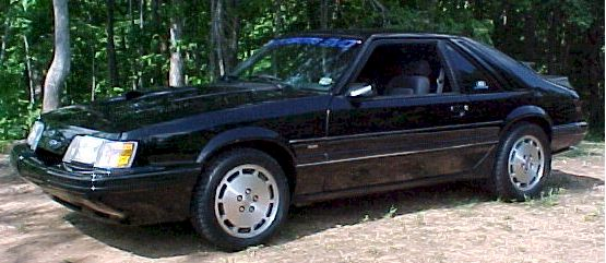 Chris Hadden S 1986 Mustang Svo 1c